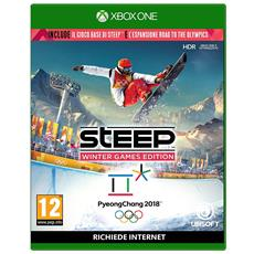 UBISOFT - XONE - Steep Winter Games Edition