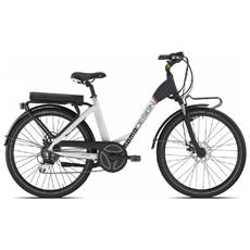 City Bike Elettrica Momo Design Unisex 26
