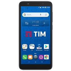 "Smart 2018 Blu Display 5.3"" FWVGA Quad Core Storage 8GB +Slot MicroSD Wi-Fi + 4G Fotocamera 8 Mpx Android - Tim Italia"