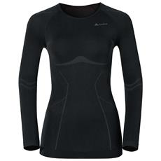 Magliette Odlo Shirt L / s Crew Neck Evolution Light Abbigliamento Donna