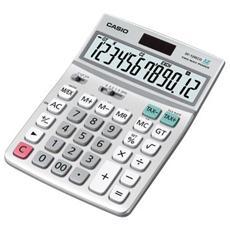 DF-120ECO - Calcolatrice da Tavolo 12 Cifre Silver