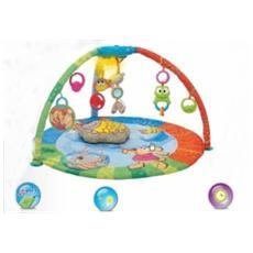 Tappeto Bubble Gym Imbottito