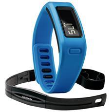 Vívofit Fitness Band + Fascia Cardio per rilevamento Attività Fisica - Blu