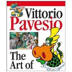 Vittorio Pavesio - The Art Of (50% Sconto)