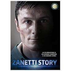 Dvd Zanetti Story (2 Dvd)