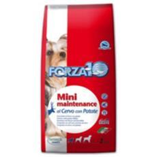Cibo per cani Mini Maintenance al Cervo con Patate 2 kg