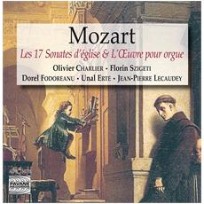 Mozart, W. A. - Kirchensonaten
