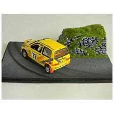 Mwrs09 Fiat 500 Rally T. b. a. 1/43 Modellino