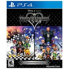 PS4 - Kingdom Hearts 1.5 HD & 2.5 HD