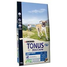 Dog Chow Cane Adulto Taglia Grande, Tacchino Kg. 14
