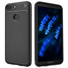Custodia Cover Tpu Silicone Morbido Per Smartphone Huawei Honor 9 Lite