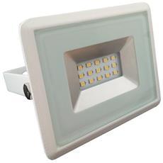 Faretti Led 10w Smd Ip65 Esterno Bianco Impermeabile Luce Naturale 4000k V Tac Vt-4011 5944
