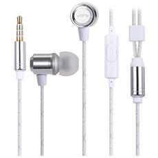 Vots J1 Auricolare In Metallo In-ear Super Bass Chiamata Auricolare Con Microfono