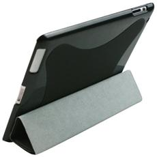 "ACCAMA00050B 10"" Custodia a libro Nero compatibile Apple iPad 2"