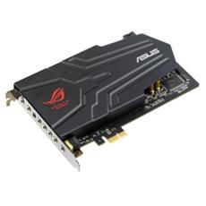 Xonar Phoebus Scheda Audio PCI-Ex per Gaming / 118dB SNR / Controller esterno / 7.1 Canali / Sistema attivo di cancellazione rumori esterni