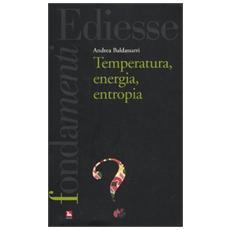 Temperatura, energia, entropia