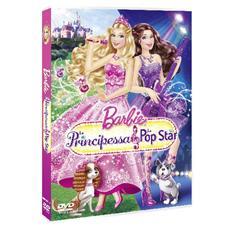 Dvd Barbie - La Principessa & La Pop St.