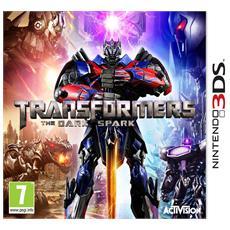 N3DS - Transformers: The Dark Spark