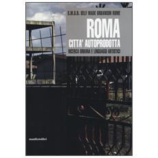 Roma città autoprodotta. Ricerca urbana e linguaggi artistici