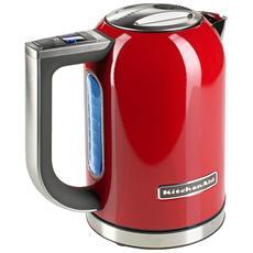 5KEK1722 Bollitore Capacità 1.7 Litri Potenza 2400 Watt Colore Rosso Imperiale