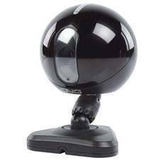 Videocamere ip da interni nera