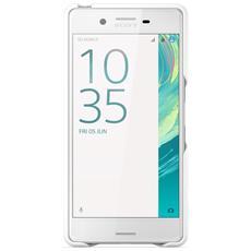 SBC22 Smart Style Cover per Xperia X bianco