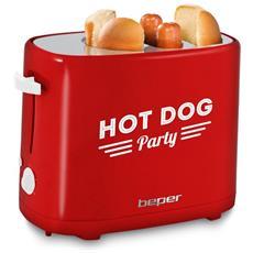 Macchina Per Hot Dog Potenza 750 Watt Cod 90.488