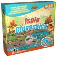 S4Y73 Science - Isola Giurassica