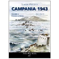 Campania 1943. Vol. 2/1: Provincia di Napoli. Zona est.