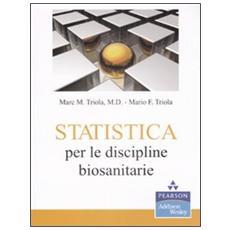 Statistica per le discipline biosanitarie