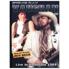 Dvd Vaughan-beck - Live In Honolulu 1984