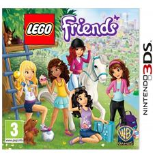 N3DS - Lego Friends