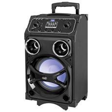 Sistema Audio XF 1000 KB Trolley Supporto MP3 Bluetooth Ingresso AUX