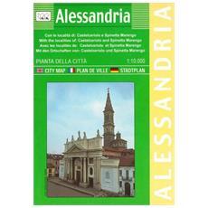 Alessandria 1:10.000