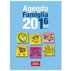Agenda della famiglia 2016