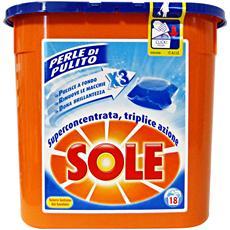 Lavatrice Ecodosi Classico X 18 Pezzi Detergenti Casa