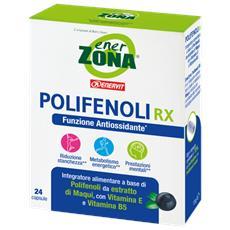 Enerzona Polifenoli Rx 48 Capsule Antiossidante Ener Zona Maqui
