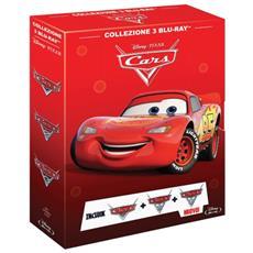 Cars Trilogia (3 Blu-Ray)