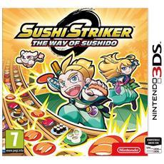 Sushi Striker: The Way of Sushido - Day one: 08/06/18