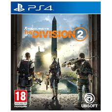 UBISOFT - PS4 - Tom Clancy's The Division 2 - Day one:...