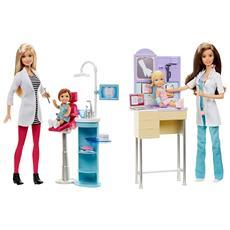 Barbie-frx32 Playset, Frx32