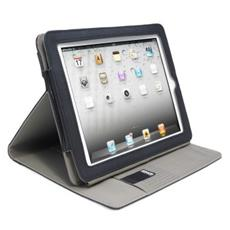 """Rusty G1329 9.7"""" Custodia a libro Nero compatibile Apple iPad 2"""