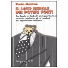 Il lato debole dei poteri forti. Da Cuccia ai furbetti del quartierino: miserie (molte) e virtù (poche) del capitalismo italiano