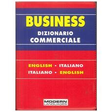 Business dizionario commerciale