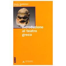 Introduzione al teatro greco