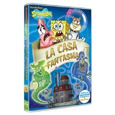 Dvd Spongebob - La Casa Fantasma