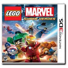 N3DS - Lego Marvel Superheroes