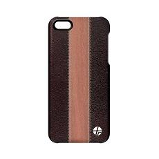 Snap on cover cherry on wood iphone se