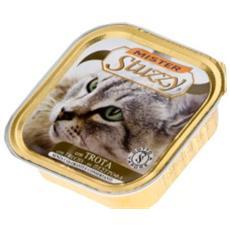 Cibo per gatti Cat con Trota 100 gr
