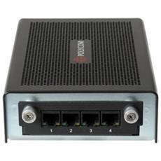 modulo QUAD BRI ISDN per HDX7000 pari al nuovo